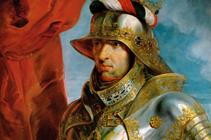 De laatste ridder, de eerste Europeaan