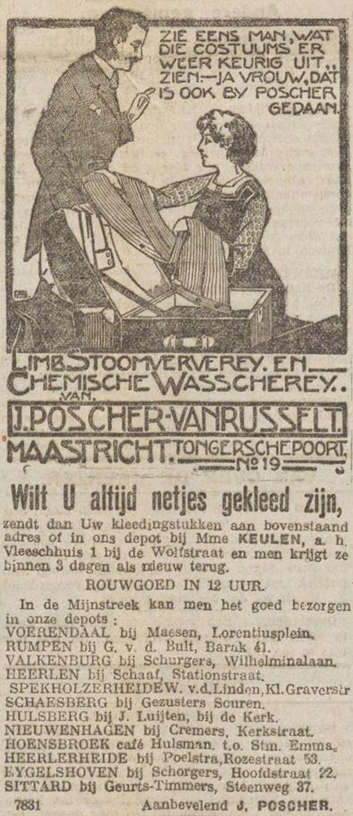 Hoensbroekse Historie